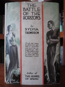 The Battle of the Horizons, by Sylvia Thompson