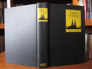 "Elmery Gantry, by Sinclair Lewis (Grosset & Dunlap ""Novels of Distinction"" edition"