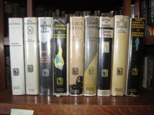 "Some Grosset & Dunlap ""Novels of Distinction"""