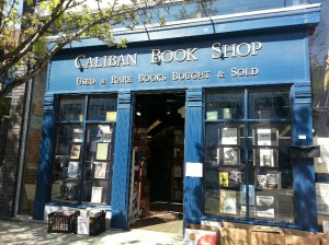 Caliban Book Shop, 410 S. Craig St., Pittsburgh, PA