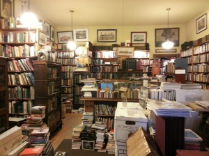 Inside West Side Book shop, 113 West Liberty, Ann Arbor, Michigan